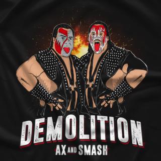 Masked Superstar Walking Disaster T-shirt