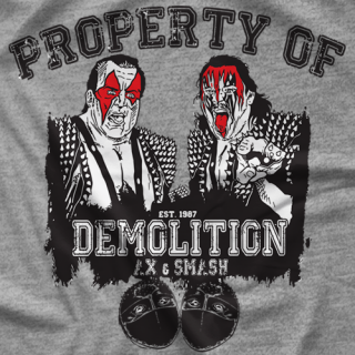 Demolition Property Of Demolition T-shirt