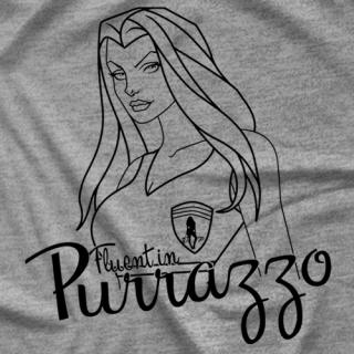 Deonna Purrazzo Fluent In Purrazzo T-shirt