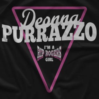 Deonna Purrazzo Rip Rogers Girl T-shirt