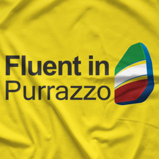Deonna Purrazzo Fluent In T-shirt