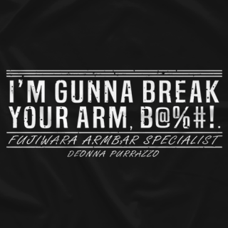 Fujiwara Armbar Specialist