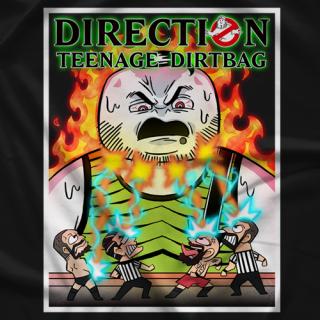 Derek Direction Stay-Puft T-shirt