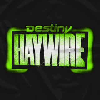 Destiny World Wrestling Haywire Logo