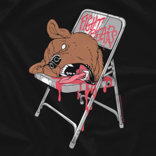 Bloody Bear Chair