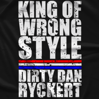 King Of Wrong Style T-shirt