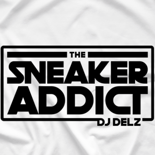 Sneaker Addict White/Black