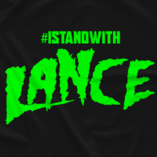 I Stand with Lance