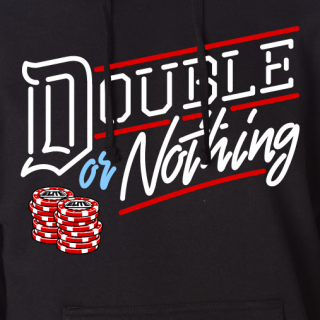 Double or Nothing Pullover Hoodie