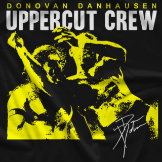 Uppercut Crew T-shirt