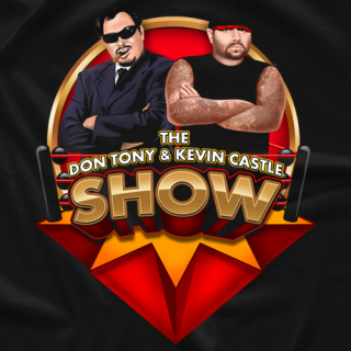 Don Tony And Kevin Castle Show DTKC1 T-shirt