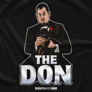Don Tony And Kevin Castle Show Don Tony T-shirt
