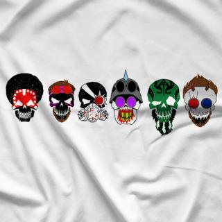 Doom Roach Faces of Doom T-shirt