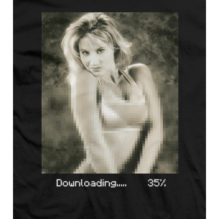 Downloading... T-shirt