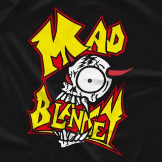 Mad Blankey Retro