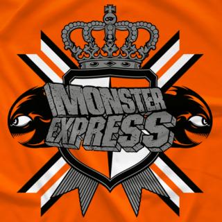 Monster Express King Retro