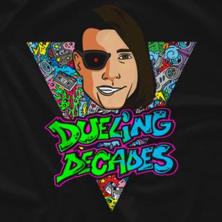 Dueling Decades Alt Logo