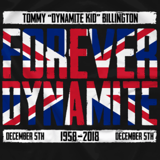 Forever Dynamite UK
