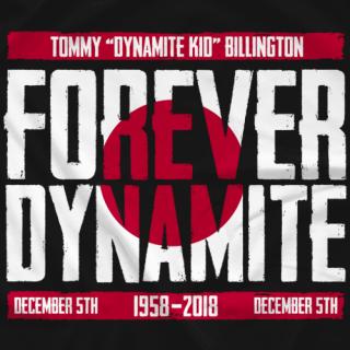 Forever Dynamite JP