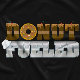 Eric Walker Donut Fueled T-shirt