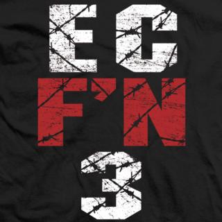 EC F'N 3 T-shirt