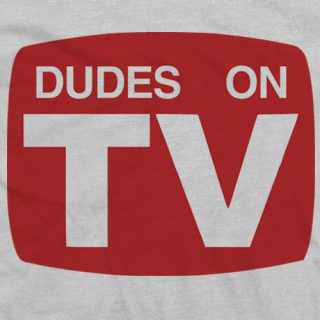 EC3 Dudes on TV T-shirt