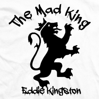 Eddie Kingston Mad King T-shirt