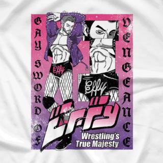 Wrestling's True Majesty