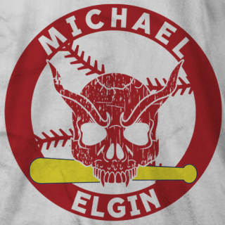 Michael Elgin St Louis T-shirt
