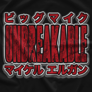 Michael Elgin Unbreakable T-shirt