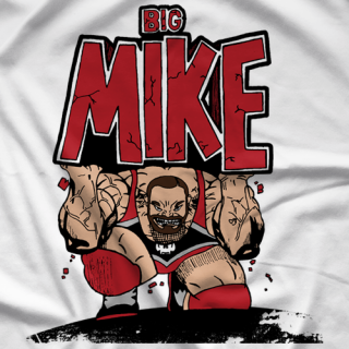 Michael Elgin Big Mike T-shirt