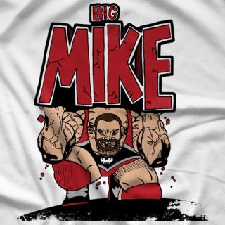 Michael Elgin Big Mike T-shirt
