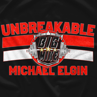 Unbreakable Micheal Elgin