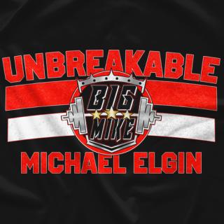 Unbreakable Micheal Elgin