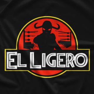 El Ligero Jurassic Ligero T-shirt