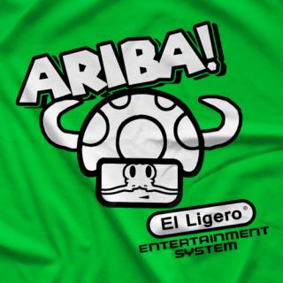 El Ligero Super Ligero Bros T-shirt