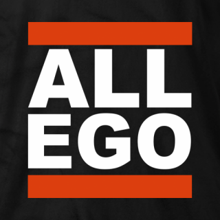 Ethan Page Run Ego T-shirt