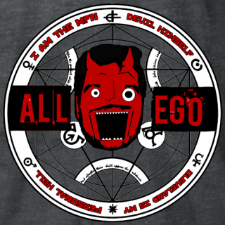All Ego Devil T-shirt