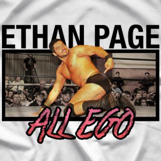 Ethan Page Legacy Parody T-shirt