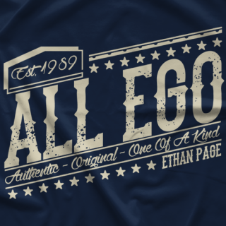 Ethan Page Classy Ego T-shirt