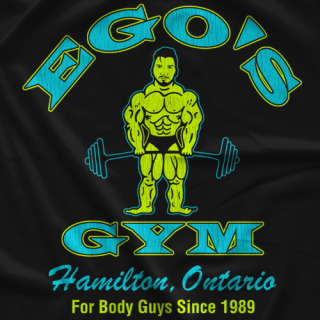 Ethan Page Ego's Gym T-shirt