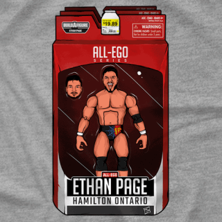Ethan Page The Marvelous Legend