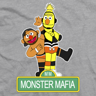 Ethan Page Monster Mafia Street T-shirt