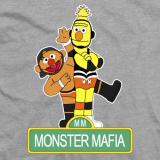 Ethan Page Monster Mafia Street T-shirt