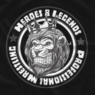 Classic H&L Legend the lion logo