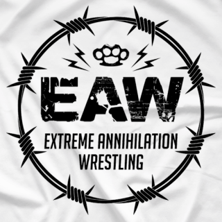 EAW barbed wire T