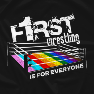 F1RST Wrestling IS FOR EVERYONE