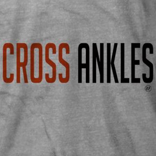 Cross Ankles