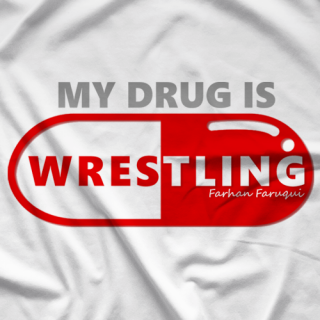 My Drug Is Wrestling