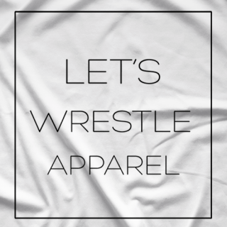 Let's Wrestle Brand T-shirt